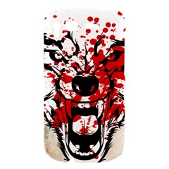 Blood Wolf HTC Desire S Hardshell Case by Contest1775858