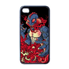 Creature Apple Iphone 4 Case (black) by Contest1775858