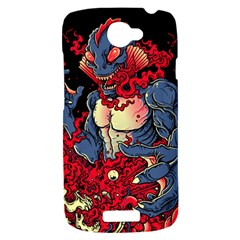 Creature HTC One S Hardshell Case  by Contest1775858