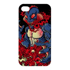 Creature Apple Iphone 4/4s Premium Hardshell Case by Contest1775858