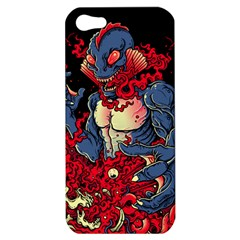 Creature Apple Iphone 5 Hardshell Case by Contest1775858