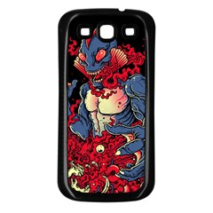 Creature Samsung Galaxy S3 Back Case (black) by Contest1775858