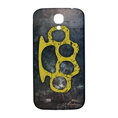 Brass Knuckles Samsung Galaxy S4 I9500/i9505  Hardshell Back Case