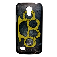 Brass Knuckles Samsung Galaxy S4 Mini Hardshell Case
