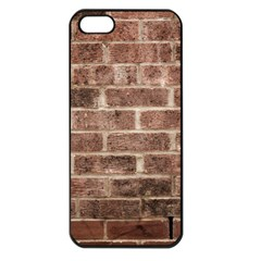 Brick Apple Iphone 5 Seamless Case (black)