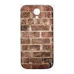 Brick Samsung Galaxy S4 I9500/I9505  Hardshell Back Case Front