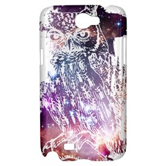 Cosmic Owl Samsung Galaxy Note 2 Hardshell Case by Contest1775858