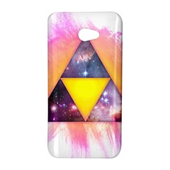 Cosmic Triple Triangles HTC Butterfly S Hardshell Case by Contest1775858