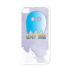 Eat Me Apple Iphone 4 Case (white)
