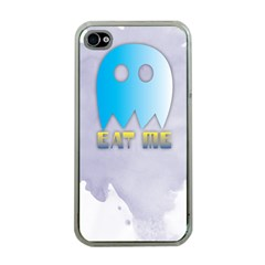 Eat Me Apple Iphone 4 Case (clear)