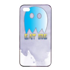 Eat Me Apple Iphone 4/4s Seamless Case (black)