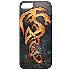 Golden Dragon Apple Iphone 5 Classic Hardshell Case