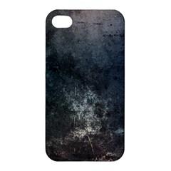 Grunge Metal Texture Apple Iphone 4/4s Hardshell Case