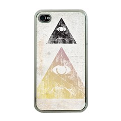All Seeing Eye Apple Iphone 4 Case (clear) by Contest1775858