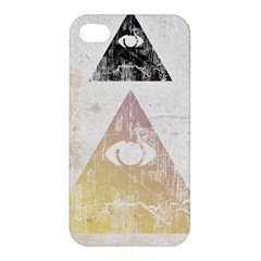 All Seeing Eye Apple Iphone 4/4s Premium Hardshell Case by Contest1775858