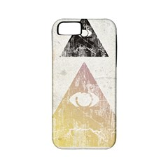 All Seeing Eye Apple Iphone 5 Classic Hardshell Case (pc+silicone) by Contest1775858