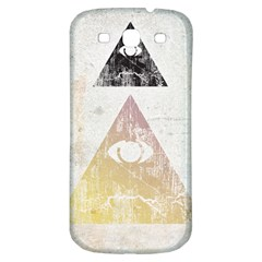 All Seeing Eye Samsung Galaxy S3 S Iii Classic Hardshell Back Case by Contest1775858