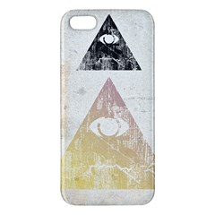 All Seeing Eye Iphone 5 Premium Hardshell Case by Contest1775858