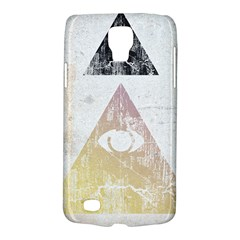All Seeing Eye Samsung Galaxy S4 Active (i9295) Hardshell Case by Contest1775858