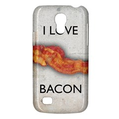 I Love Bacon Samsung Galaxy S4 Mini Hardshell Case