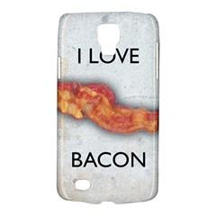 I Love Bacon Samsung Galaxy S4 Active (i9295) Hardshell Case