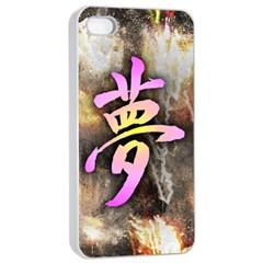 Dream Kanji Apple Iphone 4/4s Seamless Case (white)
