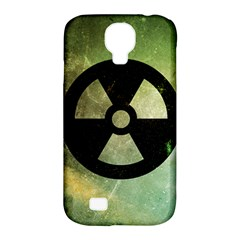 Radioactive Samsung Galaxy S4 Classic Hardshell Case (pc+silicone)