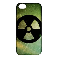 Radioactive Apple Iphone 5c Hardshell Case
