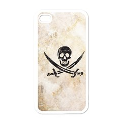 Pirate Apple Iphone 4 Case (white) by Contest1775858