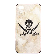 Pirate Apple Iphone 4/4s Seamless Case (black) by Contest1775858