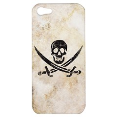 Pirate Apple Iphone 5 Hardshell Case by Contest1775858
