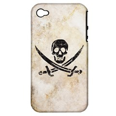 Pirate Apple Iphone 4/4s Hardshell Case (pc+silicone) by Contest1775858