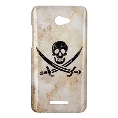Pirate HTC Butterfly (X920e) Hardshell Case by Contest1775858
