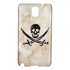 Pirate Samsung Galaxy Note 3 N9005 Hardshell Case by Contest1775858