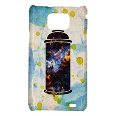Spray Paint Samsung Galaxy S II i9100 Hardshell Case  by Contest1775858