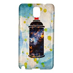 Spray Paint Samsung Galaxy Note 3 N9005 Hardshell Case by Contest1775858