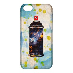 Spray Paint Apple Iphone 5c Hardshell Case by Contest1775858