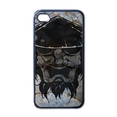 Stone Samurai Apple iPhone 4 Case (Black) by Contest1775858