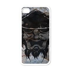 Stone Samurai Apple Iphone 4 Case (white) by Contest1775858