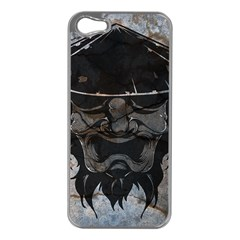 Stone Samurai Apple Iphone 5 Case (silver) by Contest1775858