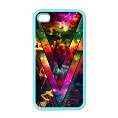 Triangles Apple Iphone 4 Case (color) by Contest1775858
