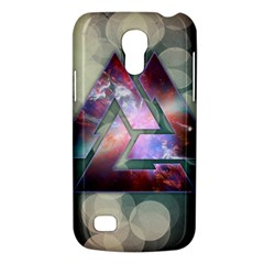 Triple Knot Samsung Galaxy S4 Mini Hardshell Case  by Contest1775858