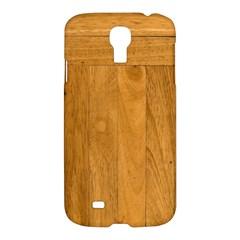 Wood Design Samsung Galaxy S4 I9500/i9505 Hardshell Case