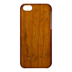 Dark Wood Apple Iphone 5c Hardshell Case by Contest1775858