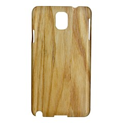 Light Wood Samsung Galaxy Note 3 N9005 Hardshell Case by Contest1775858