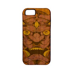 Demon Apple Iphone 5 Classic Hardshell Case (pc+silicone) by Contest1775858