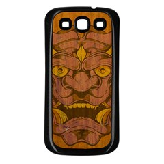 Demon Samsung Galaxy S3 Back Case (black) by Contest1775858