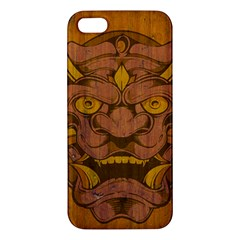 Demon Iphone 5s Premium Hardshell Case by Contest1775858