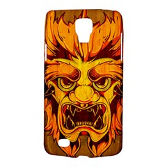 Oni Samsung Galaxy S4 Active (i9295) Hardshell Case by Contest1775858