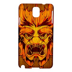 Oni Samsung Galaxy Note 3 N9005 Hardshell Case by Contest1775858